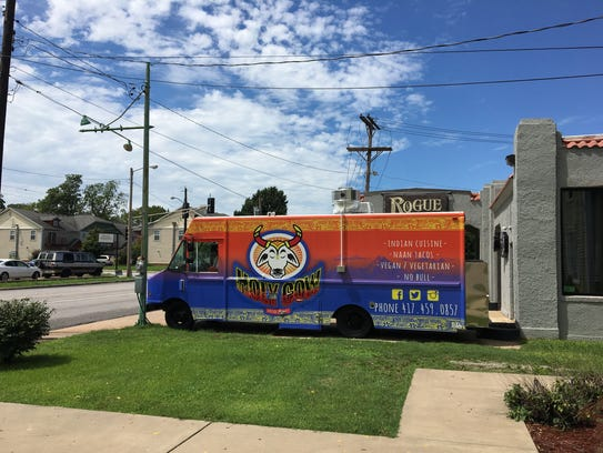 Holy Cow Food Truck had its grand opening Aug. 22,