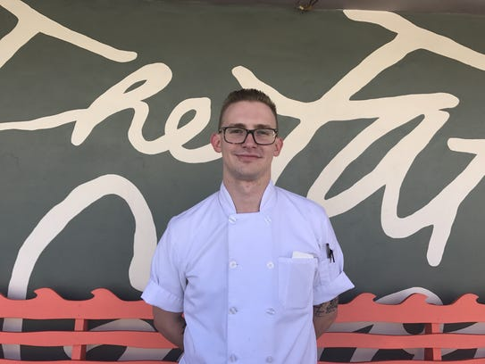 Sean Bach is executive chef at The Fat Snook in Cocoa