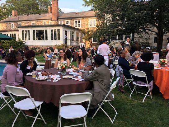 32 Destler-Johnson Rochester City Scholars were welcomed