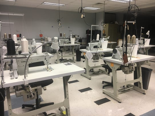 You'll practice sewing leather, vinyl, fine fabrics,