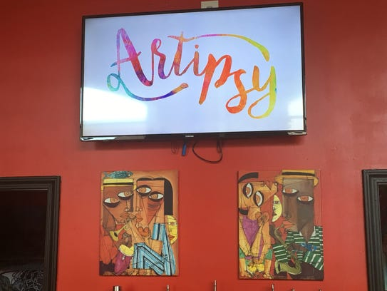 Artipsy is now open at 450 Clyde Fant Prkwy, Suite