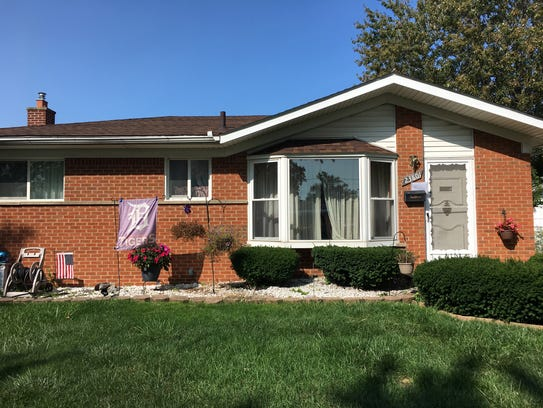 This home located on Panama Avenue in Warren, is where