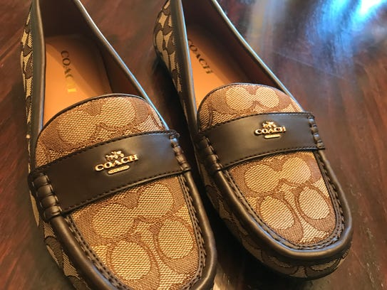 Coach Odette Loafers  for fall