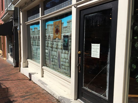A new medieval gift shop will be opening in downtown