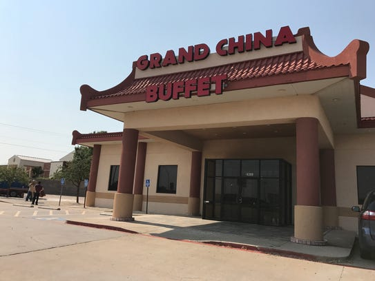 Grand China Buffet is moving into the old Lin's location