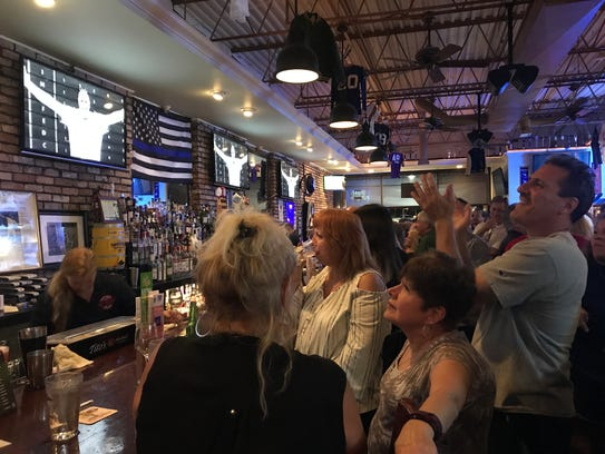 Customers take in highlights of past Rockland County