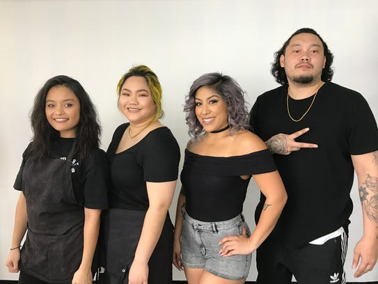 The Fresh Impression's team