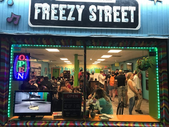Freezy Street is located in New Orleans.