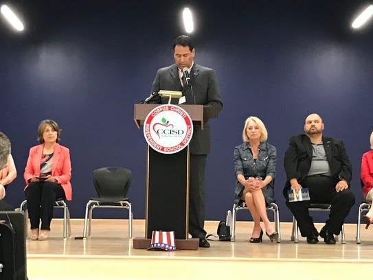 Corpus Christi Independent School District Superintendent