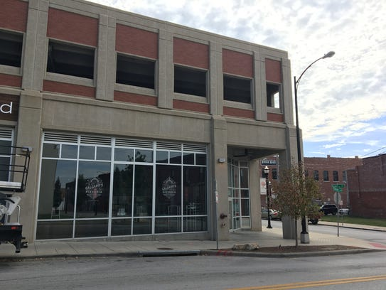 Calgaro's Pizzeria in College Park closed Sept. 30.