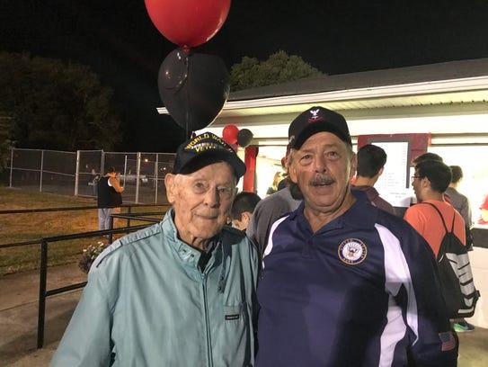 Boonton High School graduates Stephen Bolcar, 100,
