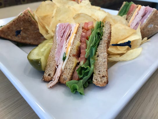 The McAlister's club from McAlister's Deli.