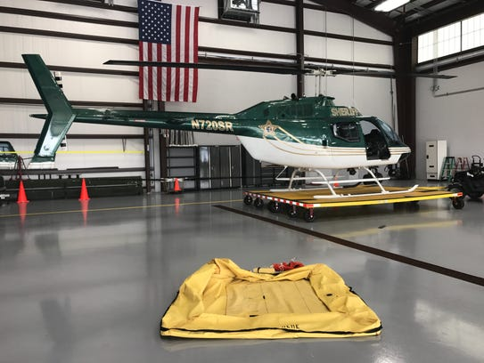 Indian River County Sheriff's Office deputies display