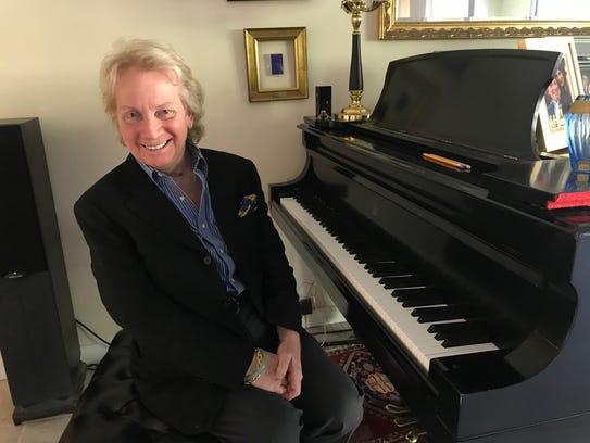 Pianist/composer John Bayless, artistic director for