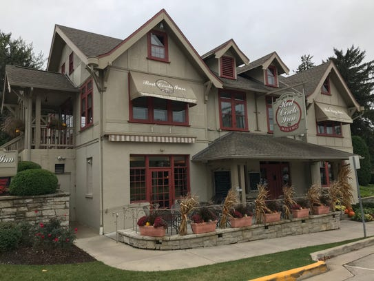 The Red Circle Inn has been at its Nashotah location since 1848, the year Wisconsin became a state.