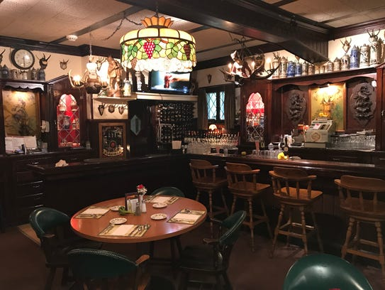 Jack Pandl's has been in the family for more than 100 years. Current owner John Pandl says that little has changed.