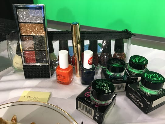 Cosmetics by Sinful Color and Hard Candy