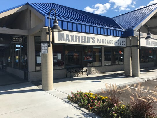 Maxfield's Pancake House in Fox Point has been serving breakfast and lunch for hungry commuters and guests since May 2009.