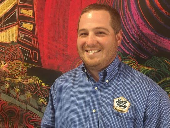 Craig Smith, co-owner of Smith Family Farms.