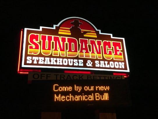 Sundance Steakhouse & Saloon has long drawn customers