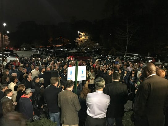 Phil Murphy rallies Democrats at Phil Murphy campaign