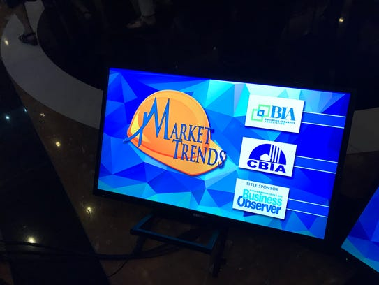 Market Trends was held Nov. 7, 2017, at the Miromar