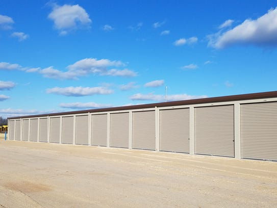 Champion Storage & Rental now renting units at their