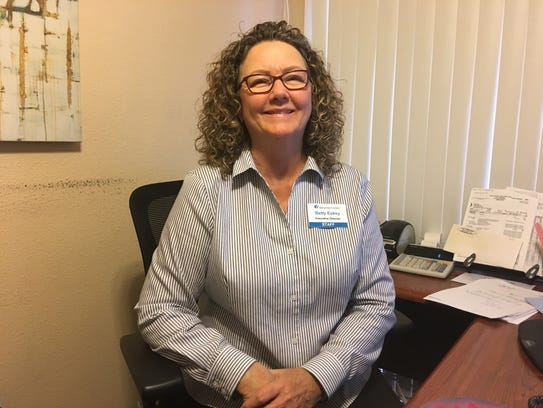 Betty Eskey, executive director of the Samaritan Center in Simi Valley, says her most memorable Thanksgivings have been the ones when her family eschewed a traditional feast at home to serve the homeless at the shelter.