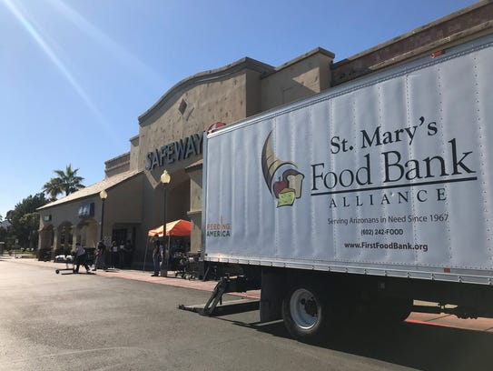 St. Mary's 11th annual Super Saturday Turkey Drive