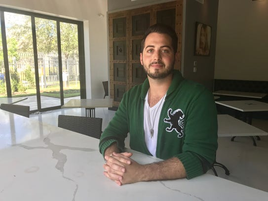 Alex Basile is opening The Saucy Meatball in Gateway.