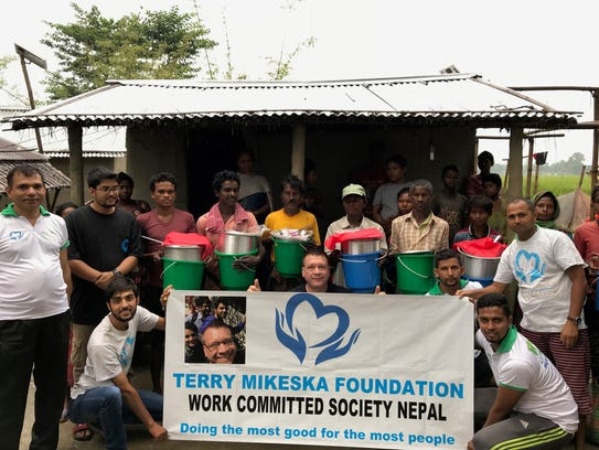 The Terry Mikeska Foundation missions to Nepal provide