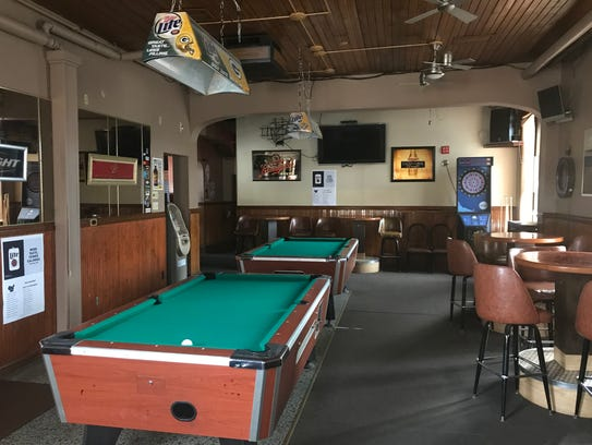 Sal's Pub and Grill offers a fun atmosphere.