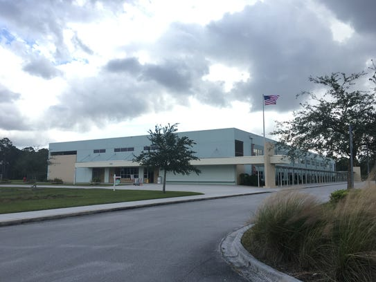 Odyssey Preparatory Academy's upper campus on Wyoming