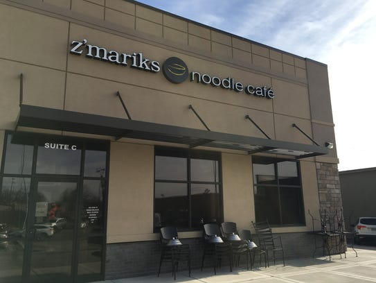 Z'Mariks Noodle Cafe at 2300 S. Minnesota Ave. in Sioux