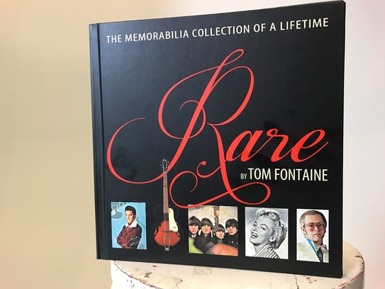 """Rare: The Memorabilia Collection of a Lifetime,"" by"