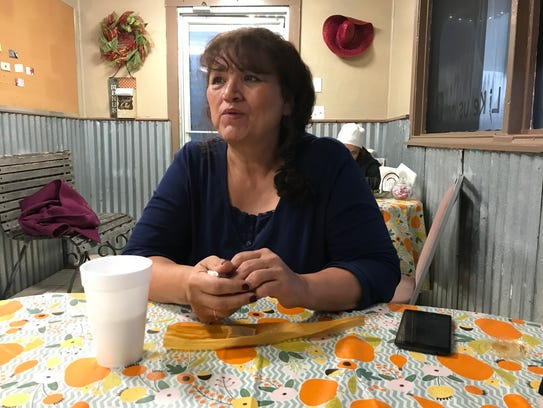 Mary Martinez, owner of Maria's Tamaleria, shares her