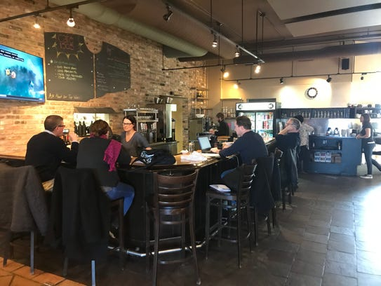 A 2015 expansion saw Cafe 1505's deli moved into an