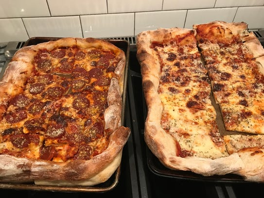 Pizza dough for $2 a pound.