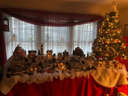 Inside Prudence DiPaolo's North Plainfield home.