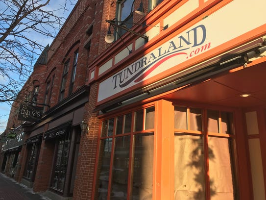 Tundraland is the newest tenant in downtown Wausau.