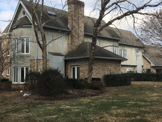 This home at 4620 Franklin Road in Murfreesboro sold