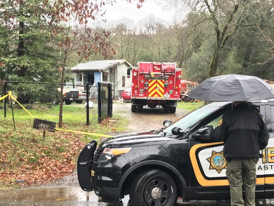 Shasta County detectives believe a Bella Vista family were killed in an apparent murder-suicide.