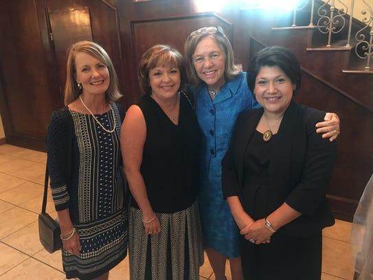 Sharon Ellis, Cyndy Legamaro, Mary Anne Guthrie, Ramona