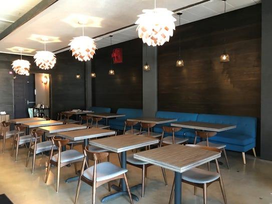 Chef Neal Brown opens his Japanese restaurant Ukiyo