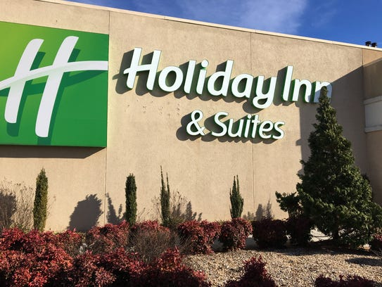Holiday Inn & Suites is located at 2720 N. Glenstone