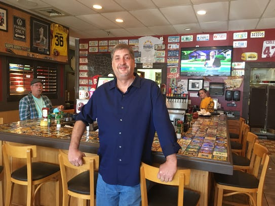 Jeff Smith owns Moody River Grille in North Fort Myers.