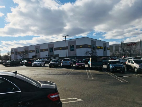 Best Buy is expected to vacate this location at Westfield