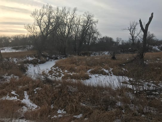 The city of Sioux Falls purchased hundreds of acres