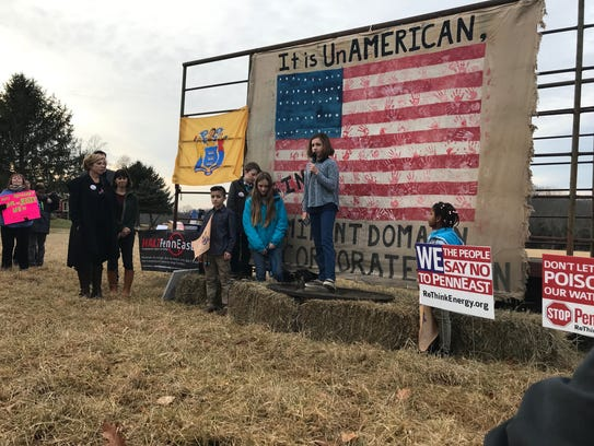 Outraged citizens, elected officials, and homeowners