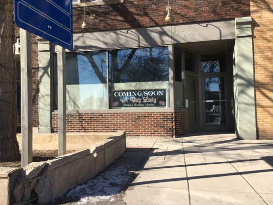 A Bag Lady will move from its current location on Dousman